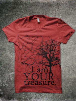treasureshirt