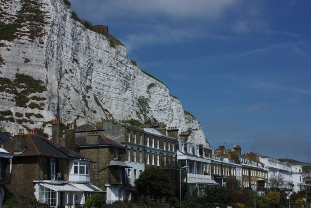 Dover, Kent white cliffs of Dover